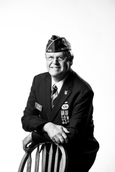 Paul Reed Army E-5 Infantry 10/18/68-07/18/69 Vietnam War Model Release: Yes Photo by: Stacy L. Pearsall